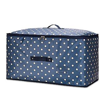 Quilt Storage Bag Wardrobe Organizers For Cabinets Double Deck Add Lining|Foldable Storage Bags