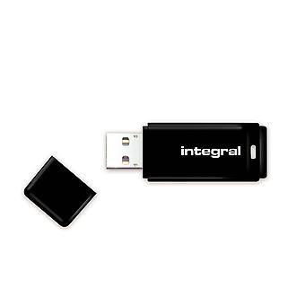 Unidad flash de memoria USB2.0 de 16 GB integral (Memory Stick) negro
