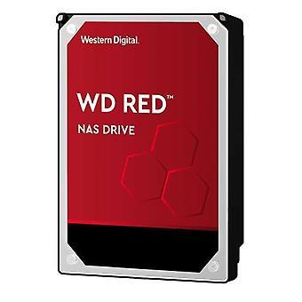 WD 3,5 palce 4TB červený pevný disk NAS řady SATA3 5400 ot/min 256 MB cache