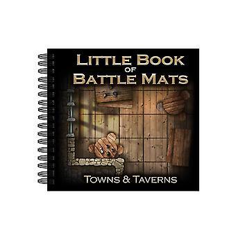 Byer og taverner: Lille Bog Battle Mats