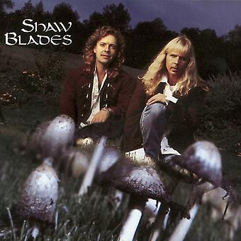 Shaw Blades - Hallucination CD