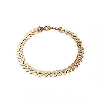 Bracelet-Femme-YU0U0UZ-- Plaqu� Or