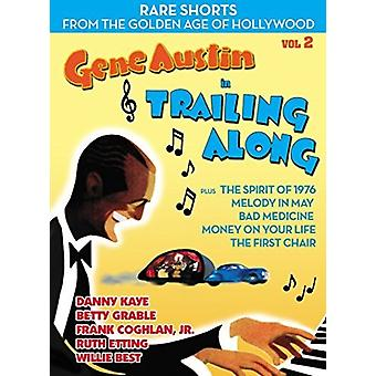 Rare Shorts From the Golden Age of Hollywood 2 [DVD] USA import