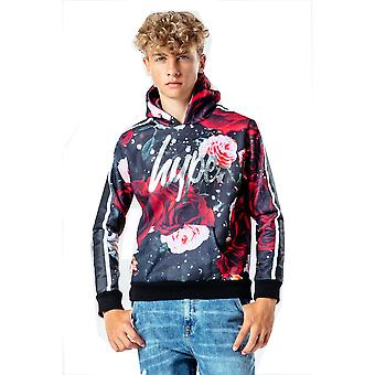 Hype Childrens/Kids Invade Rose Pullover Hoodie