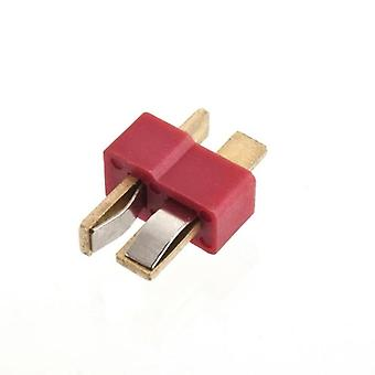 Ny T-plug Connector Mandlige Deans For Lipo Batteri Rc