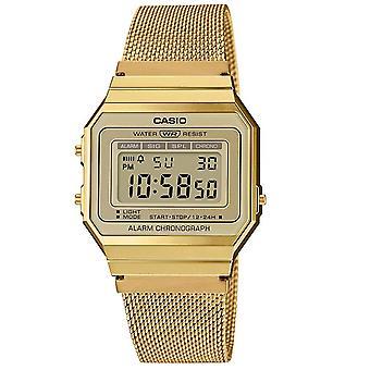 Reloj casio reloj de oro reloj de reloj de oro - A1000MG-9VT