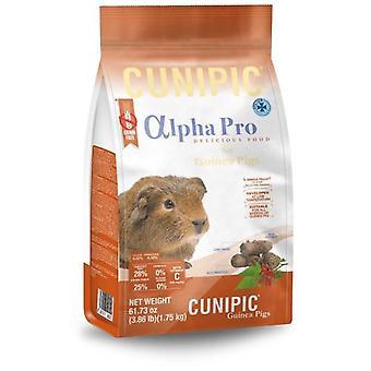 Cunipic Alpha Pro marsvin (små husdjur, torrfoder och blandningar)