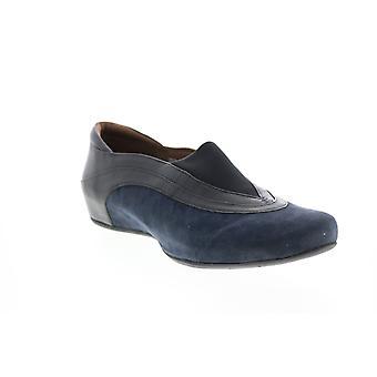 Earthies Vuxna Kvinnor Ferro Mocka Flat Loafer Lägenheter
