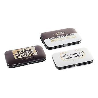 Manicure Set DKD Home Decor White Black Stainless steel Steel Golden (3 pcs)