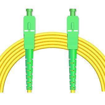 Cablu de patch-uri din fibră optică de 3m