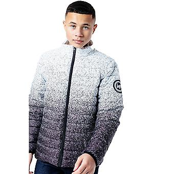 Hype Childrens / Kids Speckle Fade Puffer Jas