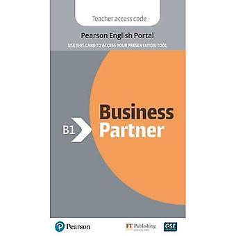Business Partner B1 Presentation Tool on PEP Access Card (Business Partner)