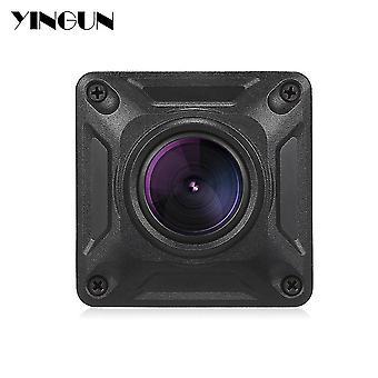 監視カメラレンズ x2ミニポータブル180度パノラマカメラ