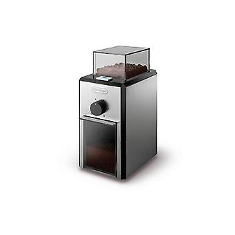 Coffee grinder Delonghi KG89 Stainless steel, 120 g, Number of cups 12 pcs, 170 W,