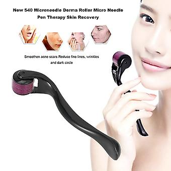 Nieuwe 540 Microneedle Derma Roller Micro Needle Pen Therapy Huidherstel