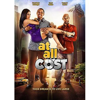 At All Cost [DVD] USA import