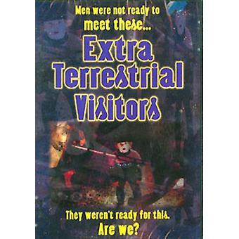 Extra Terrestrial Visitors [DVD] USA import