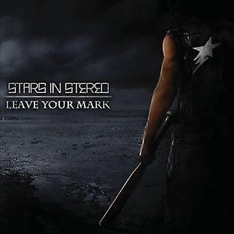 Stars in Stereo - Leave Your Mark [CD] USA import