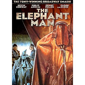 Elephant Man [DVD] USA import