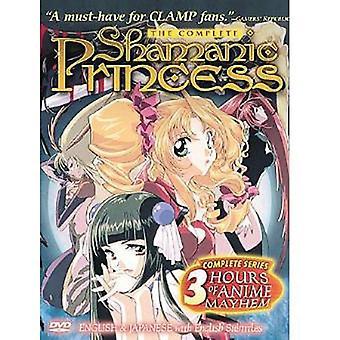 シャーマニック プリンセス [DVD] 米国をインポートします。