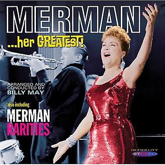 Ethel Merman - Mermanaher Greatest! [CD] USA import
