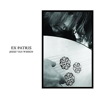 Jozef Van Wissem - Ex Patris [CD] USA import