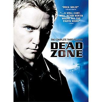 Dead Zone - Todeszone: Season 3 [DVD] USA import