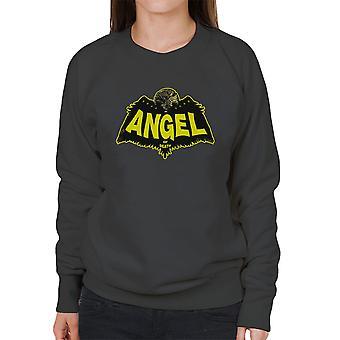 Angel Of Death Hellboy Women's Sweatshirt
