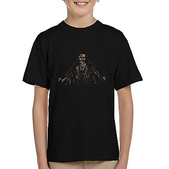 Say Hello To My Little Friends Machete Kid's T-Shirt