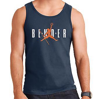 Just Bend It Avatar The Last Airbender Men's Vest