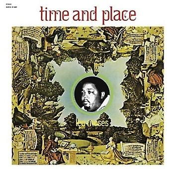 Lee Moses - Time & Place [CD] USA import