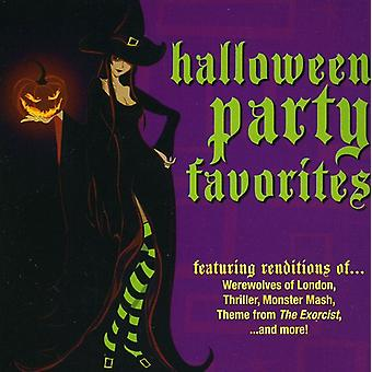 Halloween Party - Halloween Party [CD] USA import