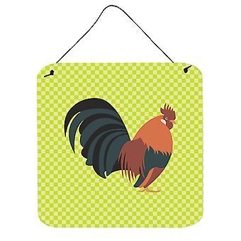 Bantam néerlandaise poulet mur végétalisé ou porte accrocher impressions