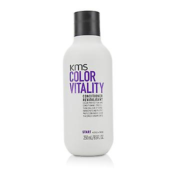Kms California Color Vitality Conditioner (color Protection And Conditioning) - 250ml/8.5oz
