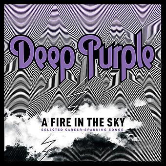 Deep Purple - feu dans le ciel [CD] USA import