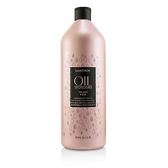 Matrix Oil Wonders Volume Rose Conditioner (for Fine Hair) - 1000ml/33.8oz