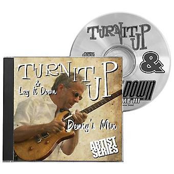Turn It Up & Lay It Down 8: Denny's Mix - Turn It Up & Lay It Down 8: Denny's Mix [CD] USA import