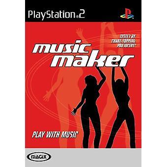 Music Maker-fabriken förseglad