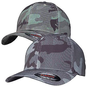 Flexfit CAMO STRIPE stretchable Cap