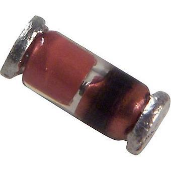 Diode Taiwan Semiconductor zener B-V55C3V9 L1 Tipo di enclosure (semiconduttori) LL 34 Potenza 3.9 V Potenza (max) P(TOT) 500 mW Taglio del nastro