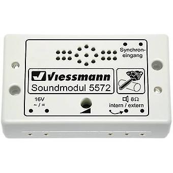 Viessmann 5572-geluidseffect kettingzaag prefab-component