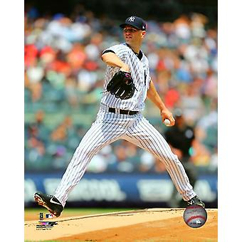 JA Happ 2018 Action Photo Print