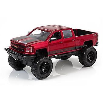 2014 chevy Silverado Pickup 01:24 scala - Jada 97477