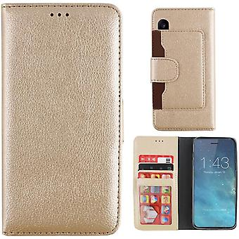 Colorfone Wallet Case iPhone X/Xs Gold Wallet Case
