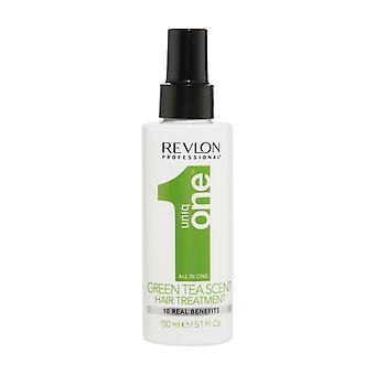 Revlon Uniq Uno All In One Green Tea Hair Trattamento 150ml