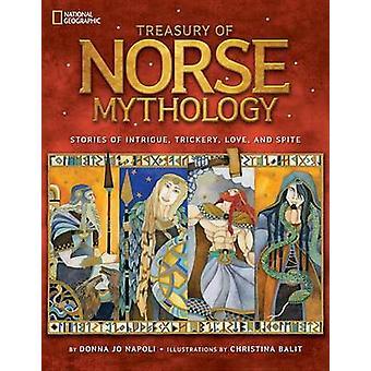Schatkist Norse Mythology - verhalen van intriges - bedrog - liefde een
