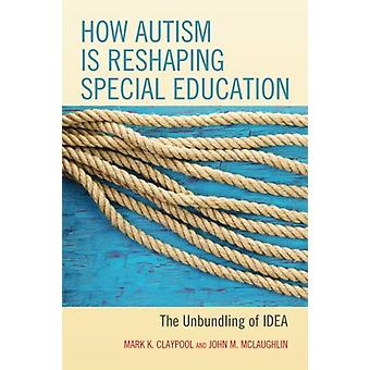 How Autism is Reshaping Special Education - The Unbundling of IDEA by