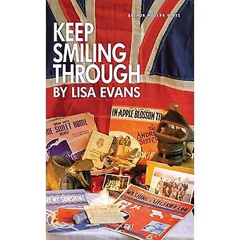Keep Smiling durch Lisa Evans - 9781849430142 Buch