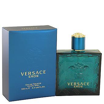 VERSACE EROS voor mannen door Versace EDT Spray 100ml