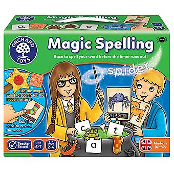 Orchard Magic Spelling Learning Game